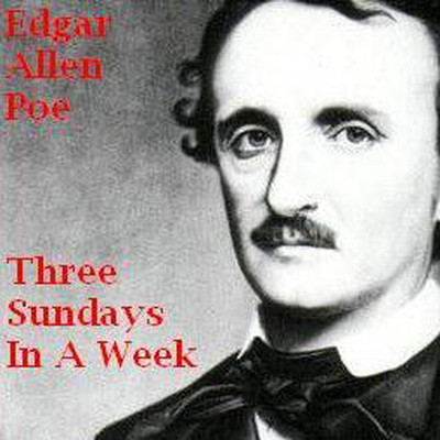 Printable Three Sundays in a Week Audiobook Cover Art