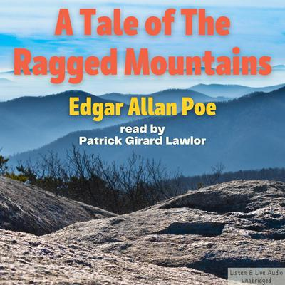 Printable A Tale of the Ragged Mountains Audiobook Cover Art
