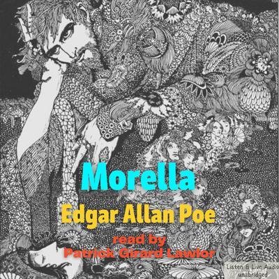 Printable Morella Audiobook Cover Art