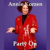 Party On Audiobook, by Annie Korzen