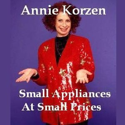 Printable Small Appliances at Small Prices Audiobook Cover Art