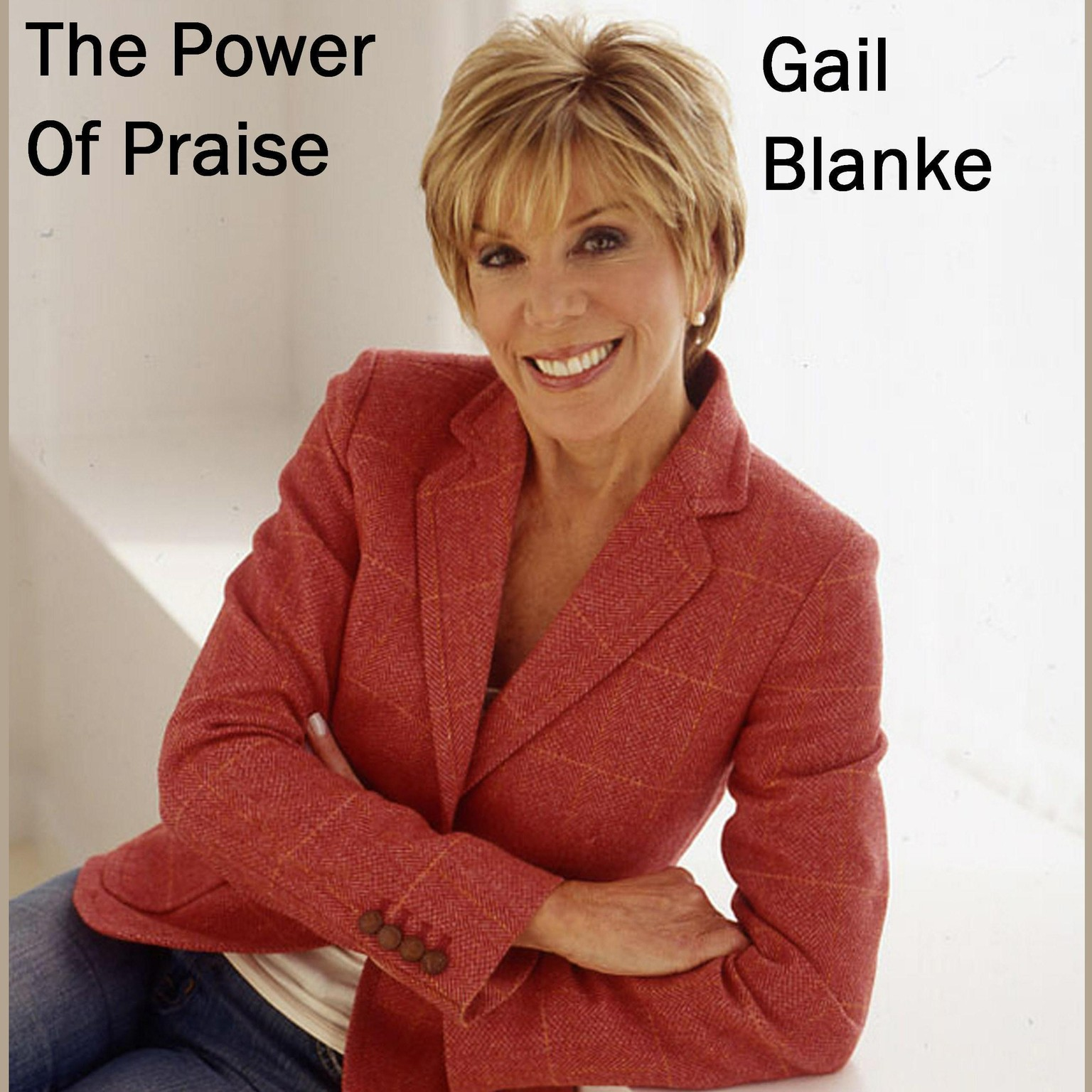 Printable The Power of Praise Audiobook Cover Art