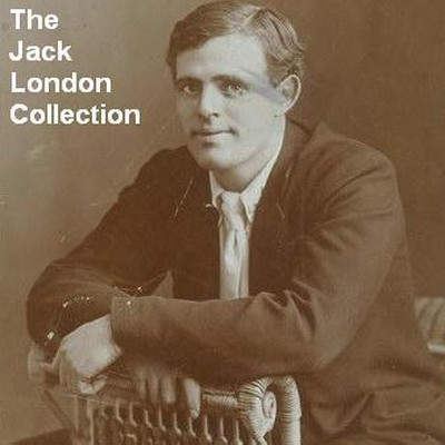 Printable The Jack London Collection Audiobook Cover Art