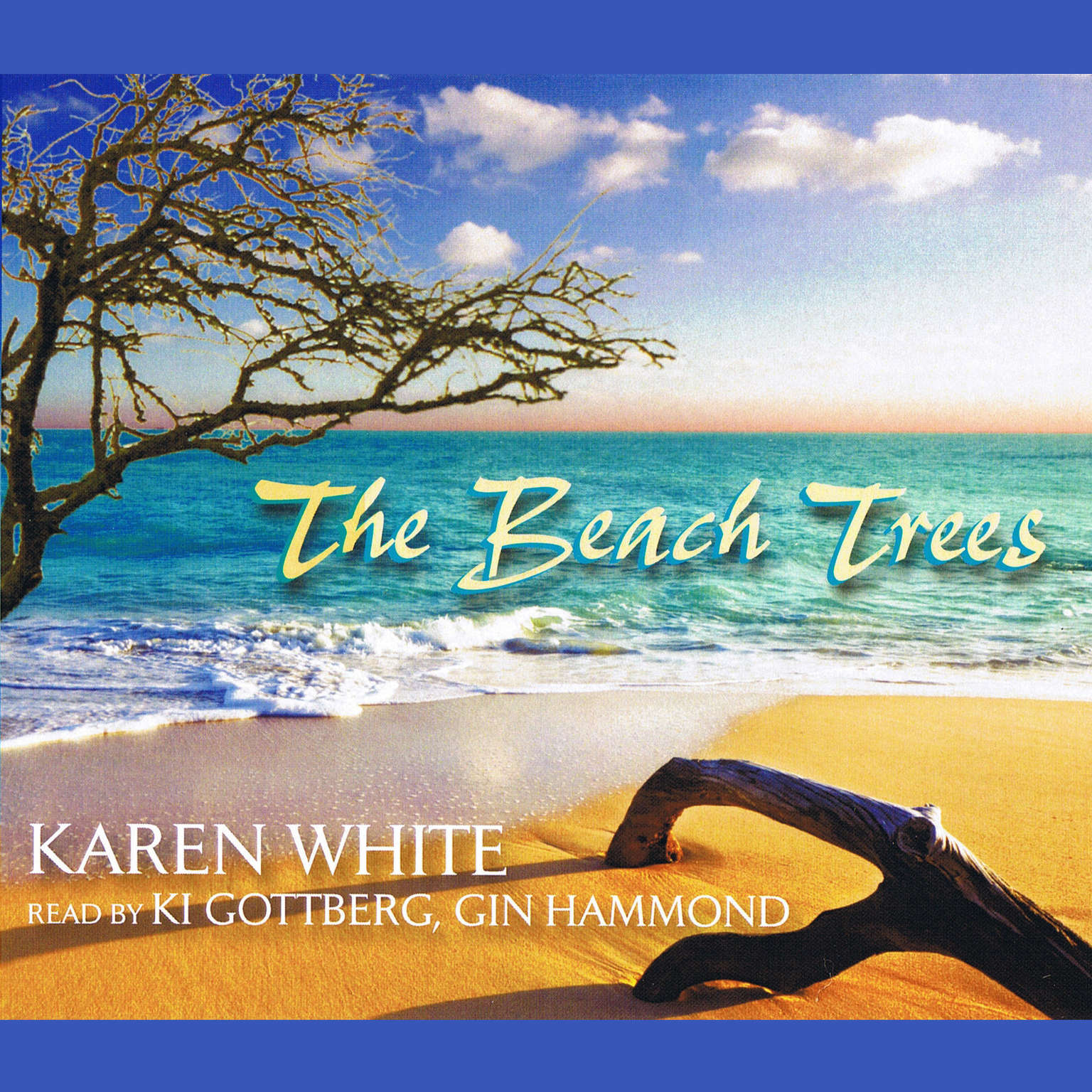 Printable The Beach Trees Audiobook Cover Art