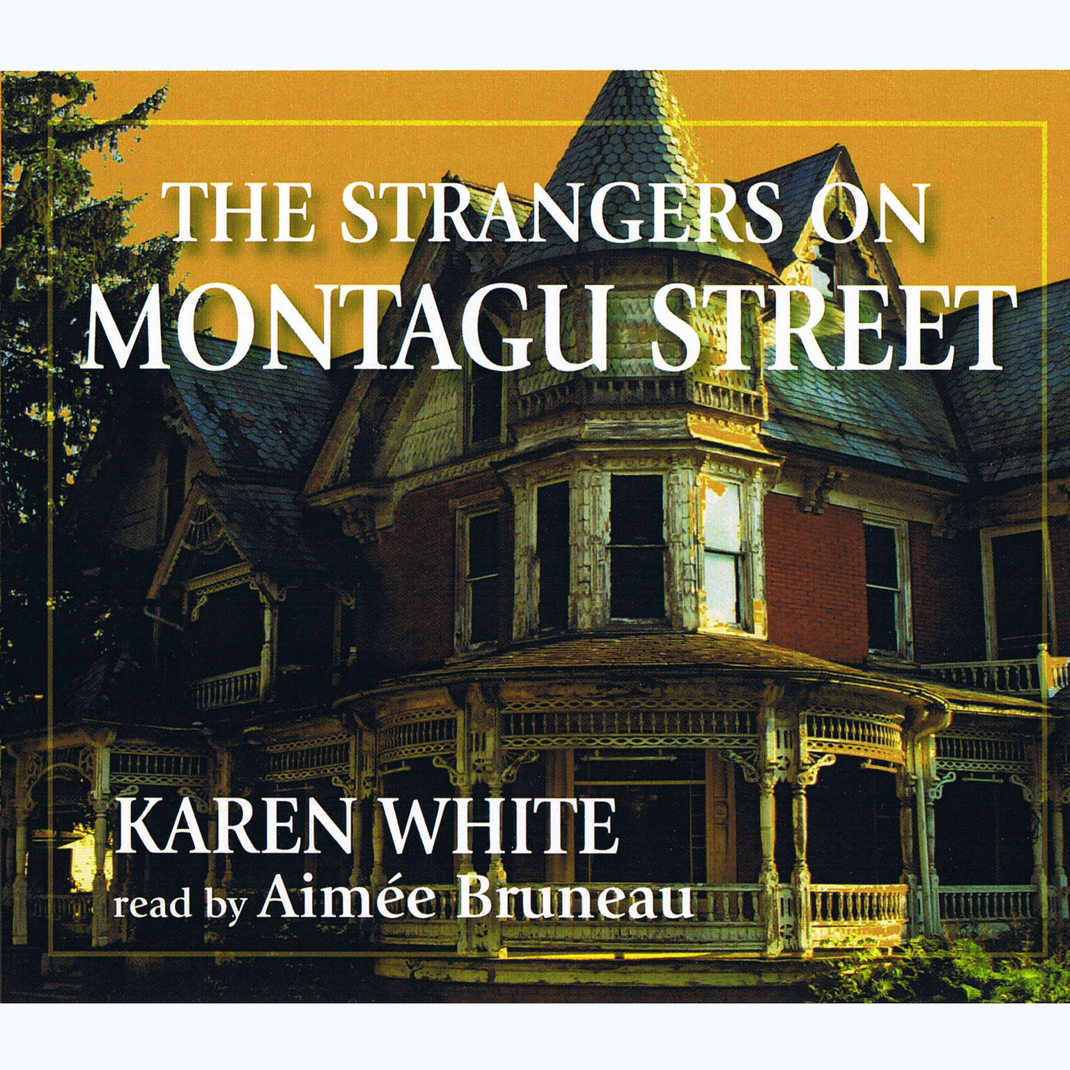 Printable The Strangers on Montagu Street Audiobook Cover Art