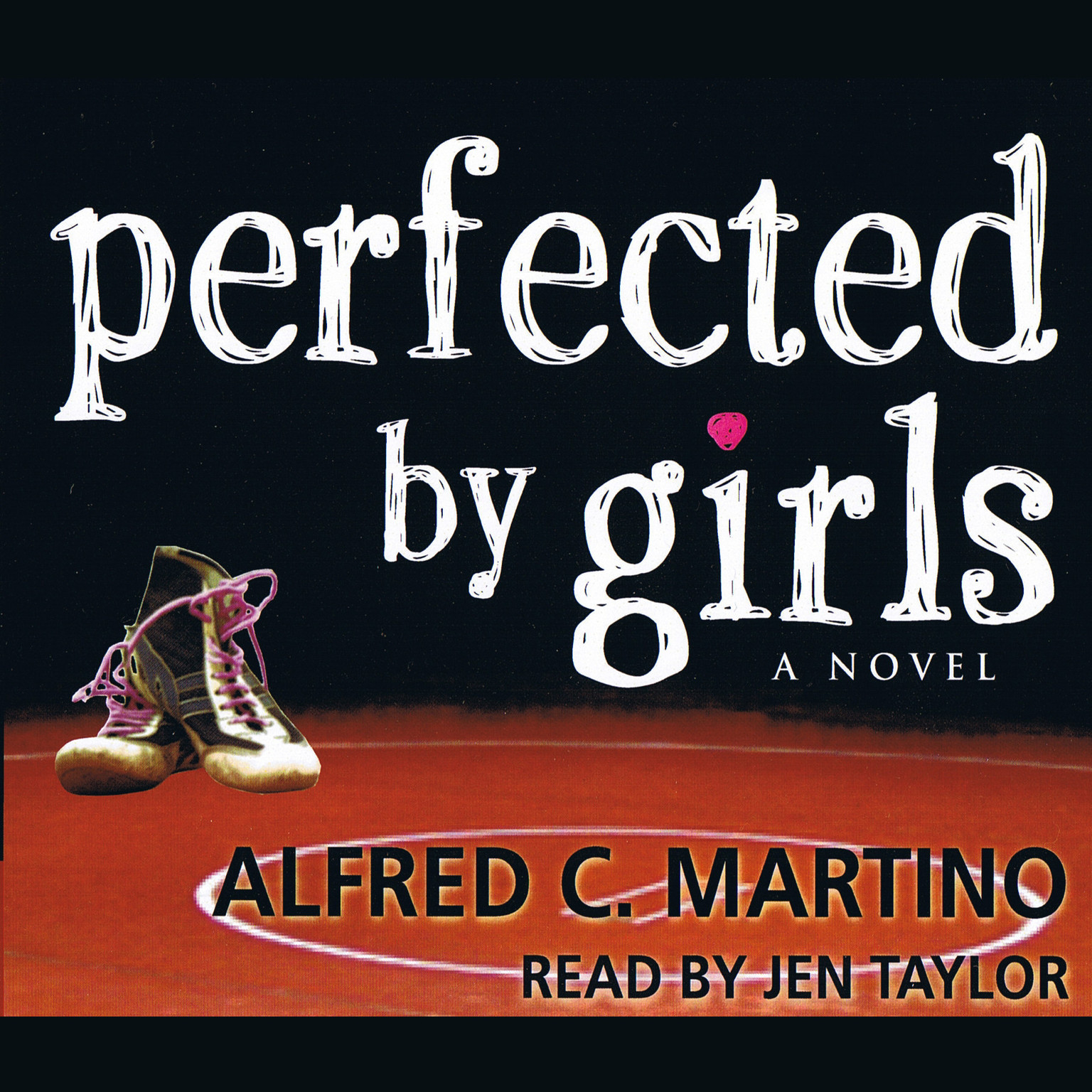 Printable Perfected By Girls Audiobook Cover Art