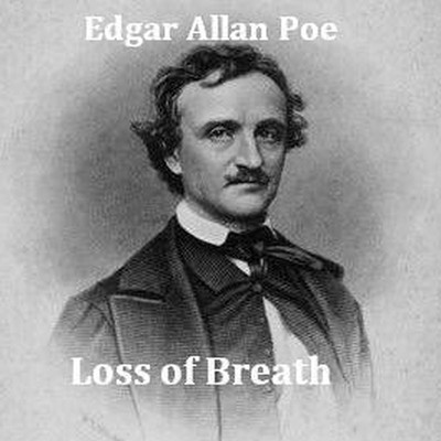 Printable Loss of Breath Audiobook Cover Art