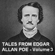 Tales from Edgar Allan Poe, Vol. 3 Audiobook, by Edgar Allan Poe