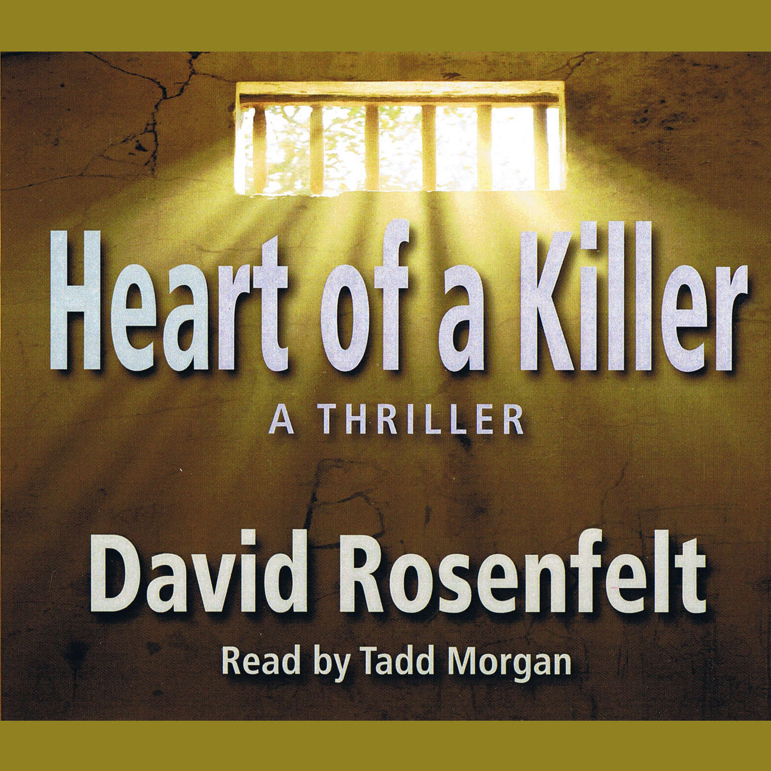 Printable Heart of a Killer Audiobook Cover Art