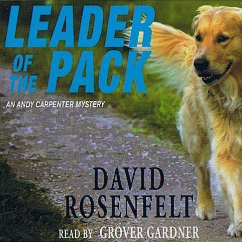 Printable Leader of the Pack Audiobook Cover Art