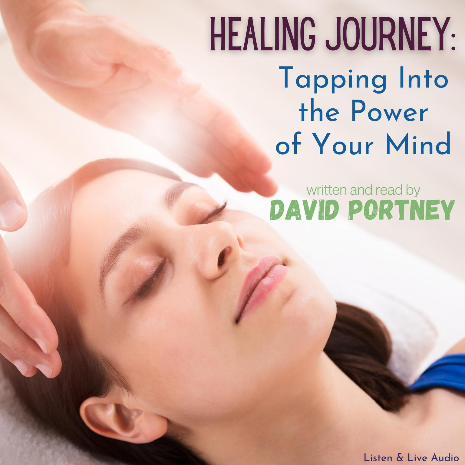 Printable Healing Journey: Tapping into the Power of Your Mind Audiobook Cover Art
