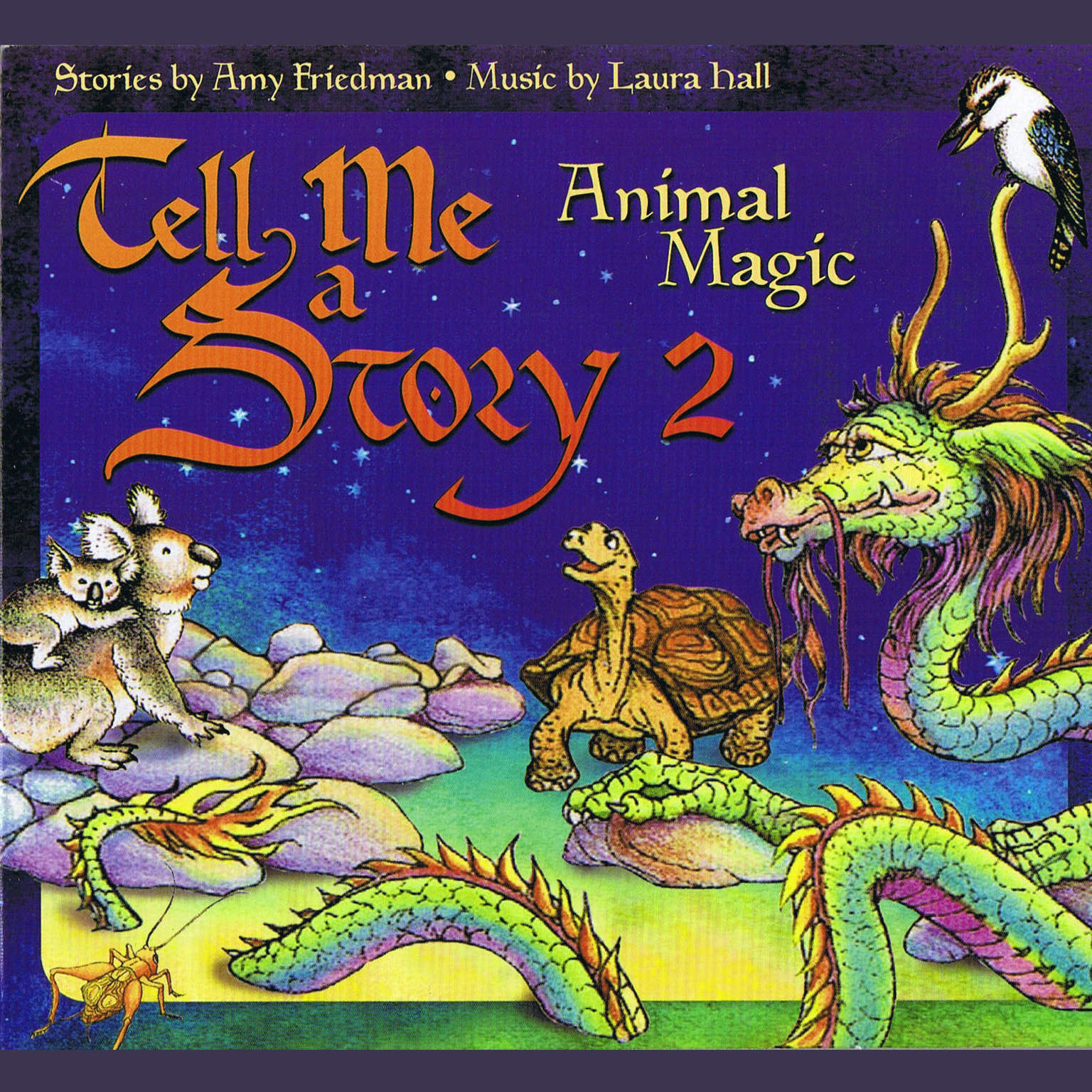 Printable Tell Me a Story 2: Animal Magic Audiobook Cover Art