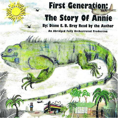 Printable First Generation: The Story of Annie Audiobook Cover Art
