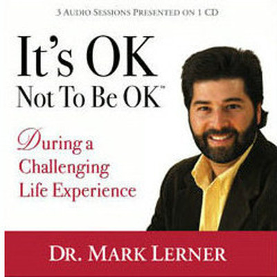 Printable It's OK Not to Be Ok: During a Challenging Life Experience Audiobook Cover Art