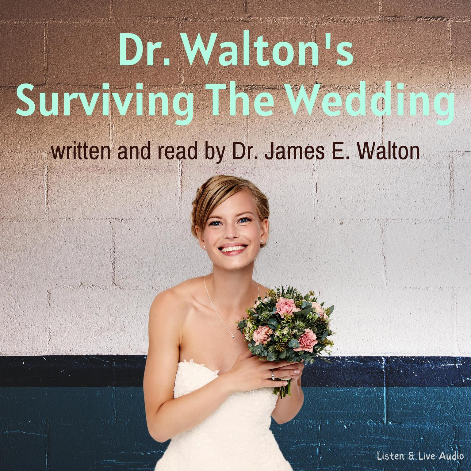 Printable Dr. Walton's Surviving the Wedding Audiobook Cover Art