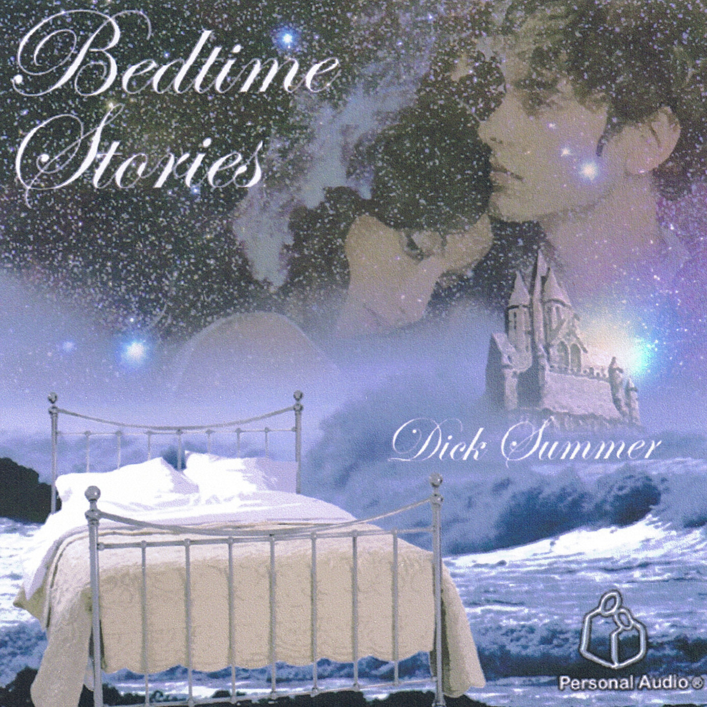 Printable Bedtime Stories Audiobook Cover Art