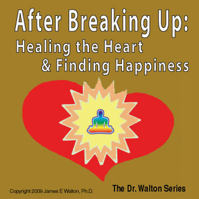 Printable After Breaking Up: Healing the Heart & Finding Happiness Audiobook Cover Art