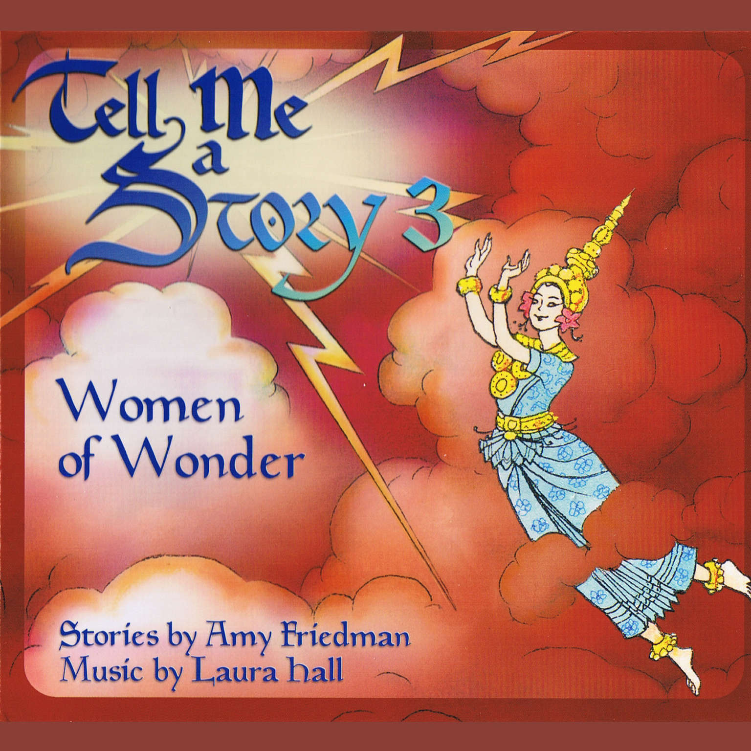 Printable Tell Me A Story 3: Women of Wonder Audiobook Cover Art