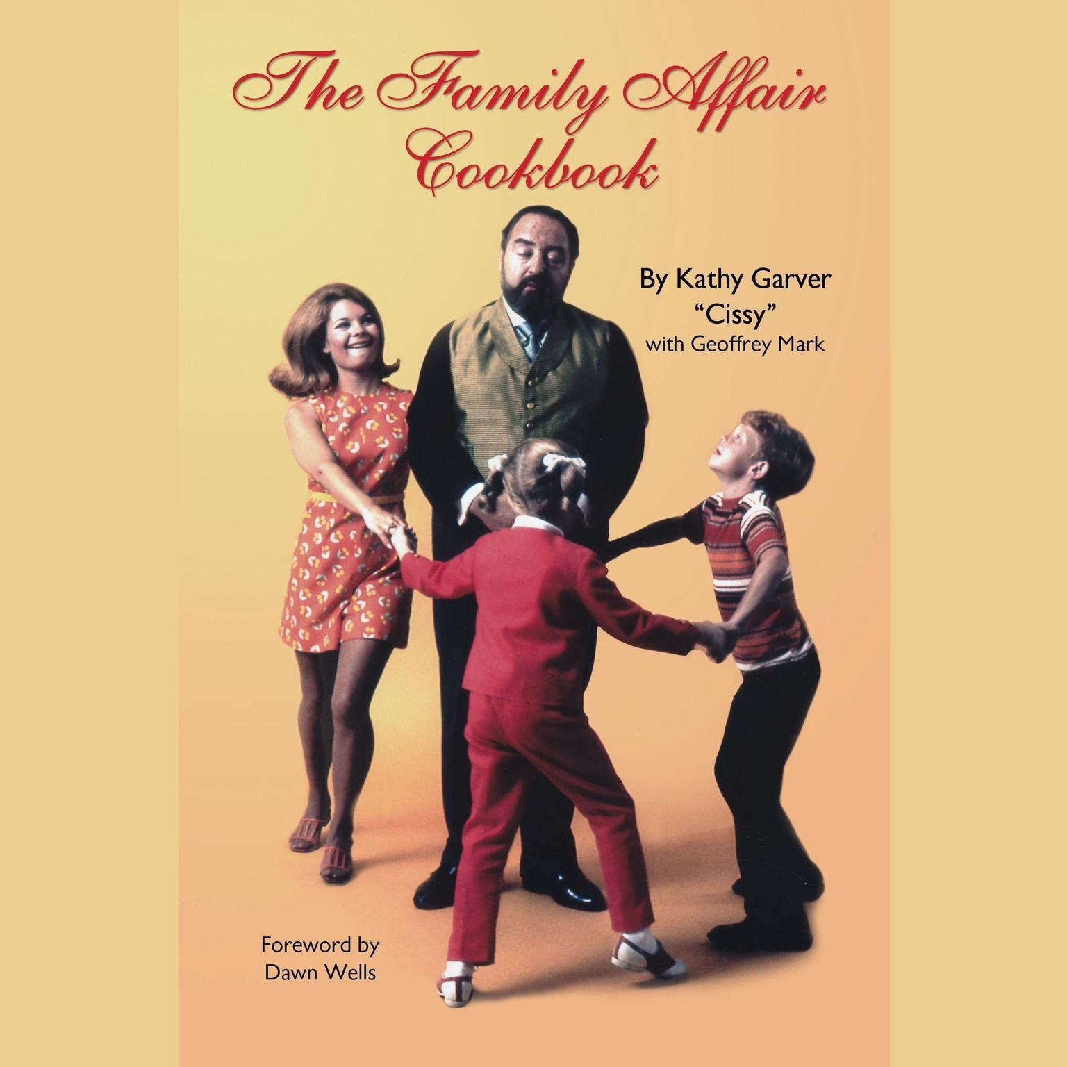 Printable The Family Affair Cookbook Audiobook Cover Art