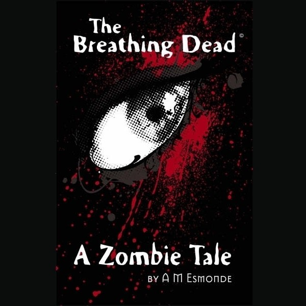 Printable The Breathing Dead: A Zombie Tale Audiobook Cover Art