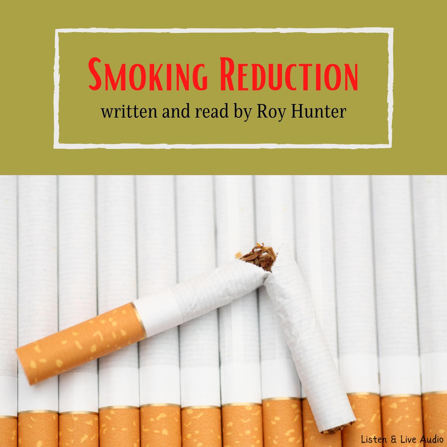 Smoking Reduction Audiobook, by Roy Hunter