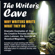 The Writer's Cave: Why Writers Write What They Do Audiobook, by John Lehman