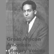 Great African American Literary Voices, by Langston Hughes, Arna Bontemps, Countee Cullen, Gwendolyn Brooks, Sonia Sanchez