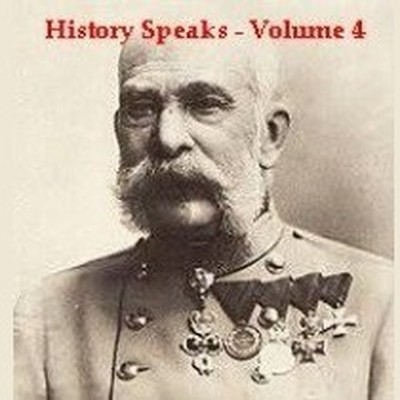 Printable History Speaks, Vol. 4 Audiobook Cover Art