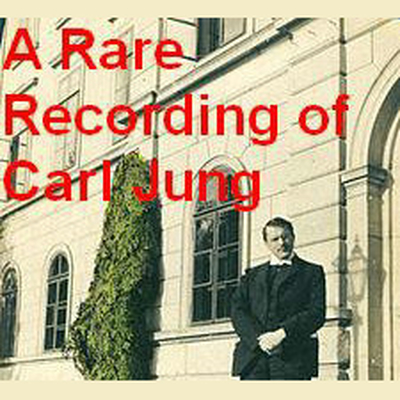 Printable A Rare Recording of Carl Jung Audiobook Cover Art