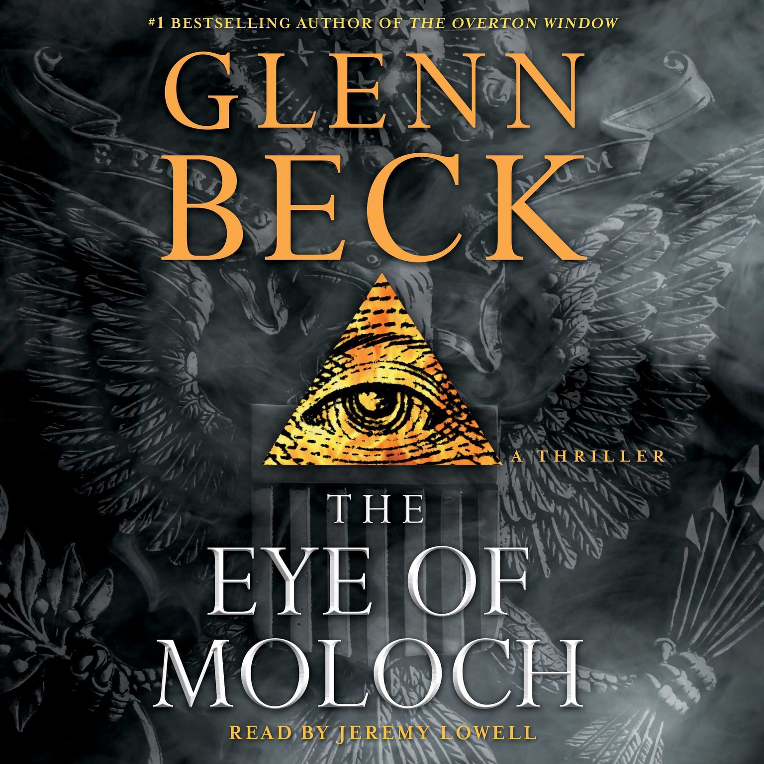 Printable The Eye of Moloch Audiobook Cover Art