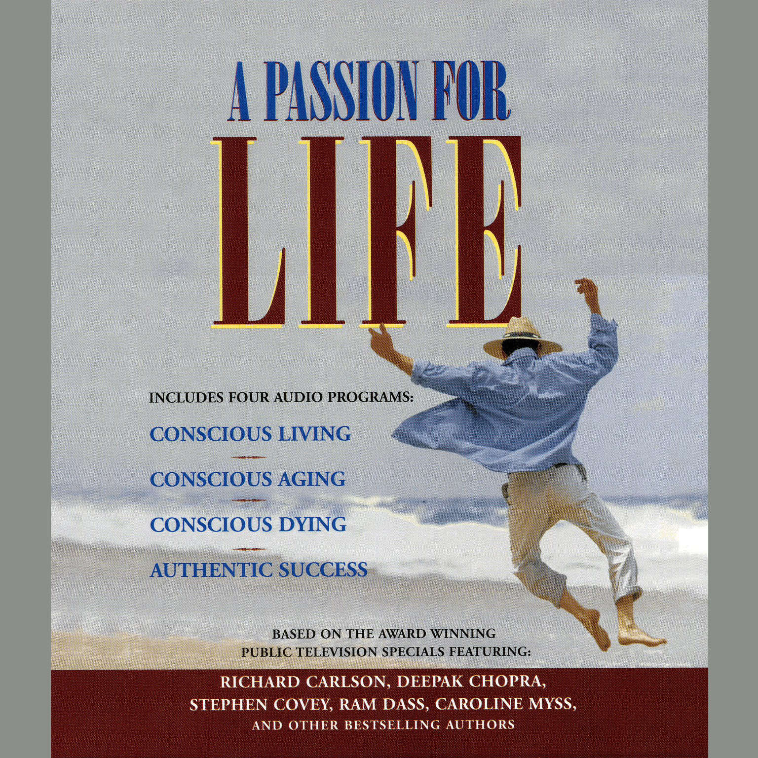 Printable A Passion for Life Audiobook Cover Art