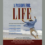 A Passion for Life Audiobook, by various authors, Stephen R. Covey