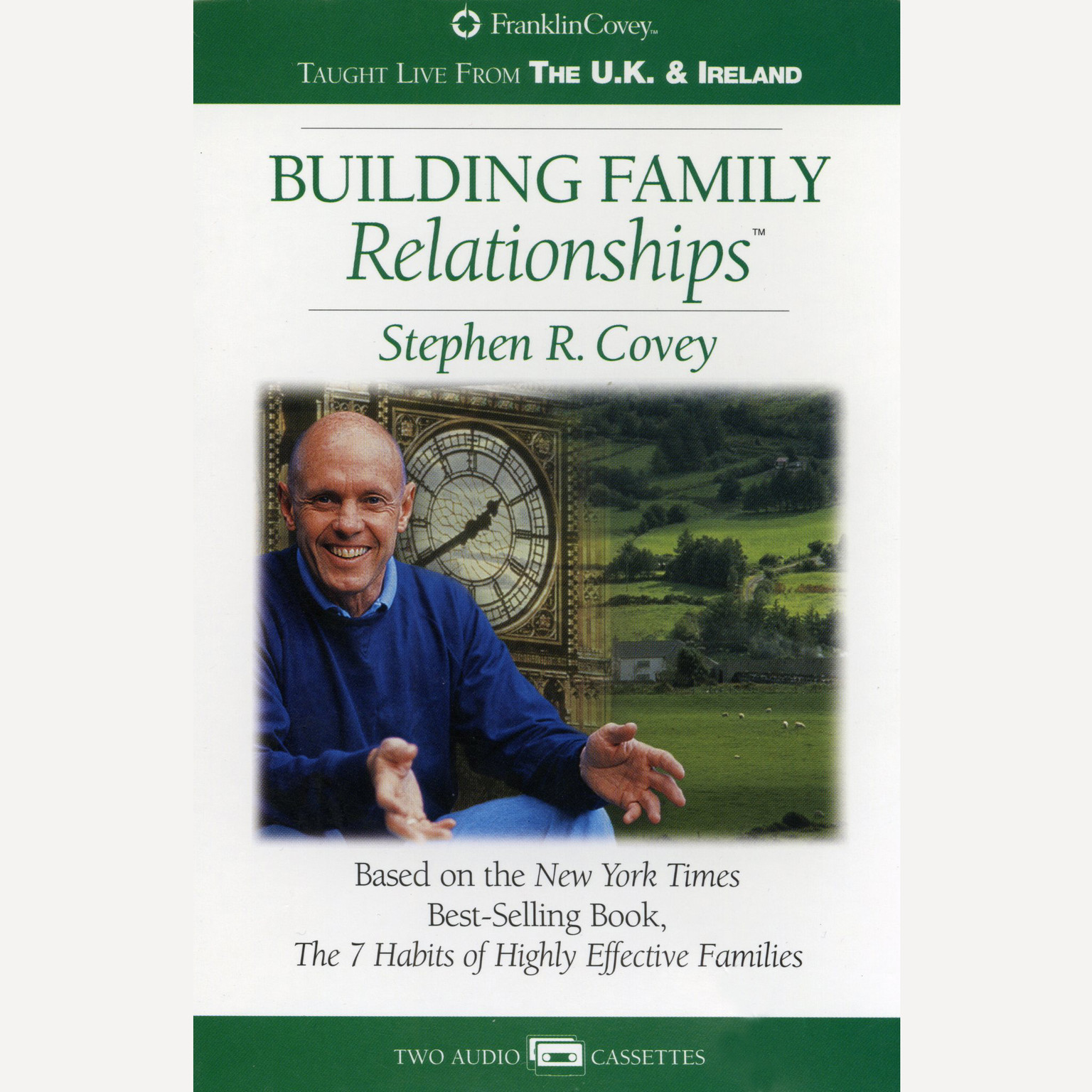 Printable Building Family Relationships Audiobook Cover Art