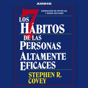 Los Siete Habitos de las Personas Altamente Eficaces Audiobook, by Stephen R. Covey
