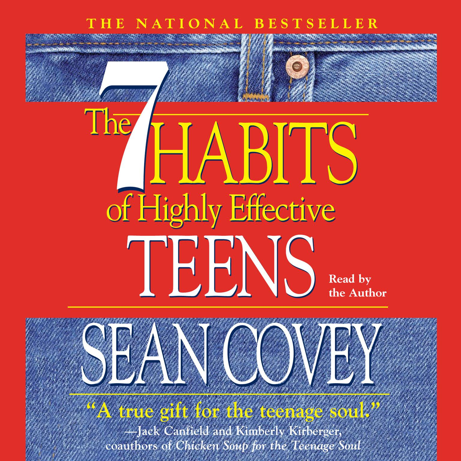 Printable The 7 Habits of Highly Effective Teens Audiobook Cover Art