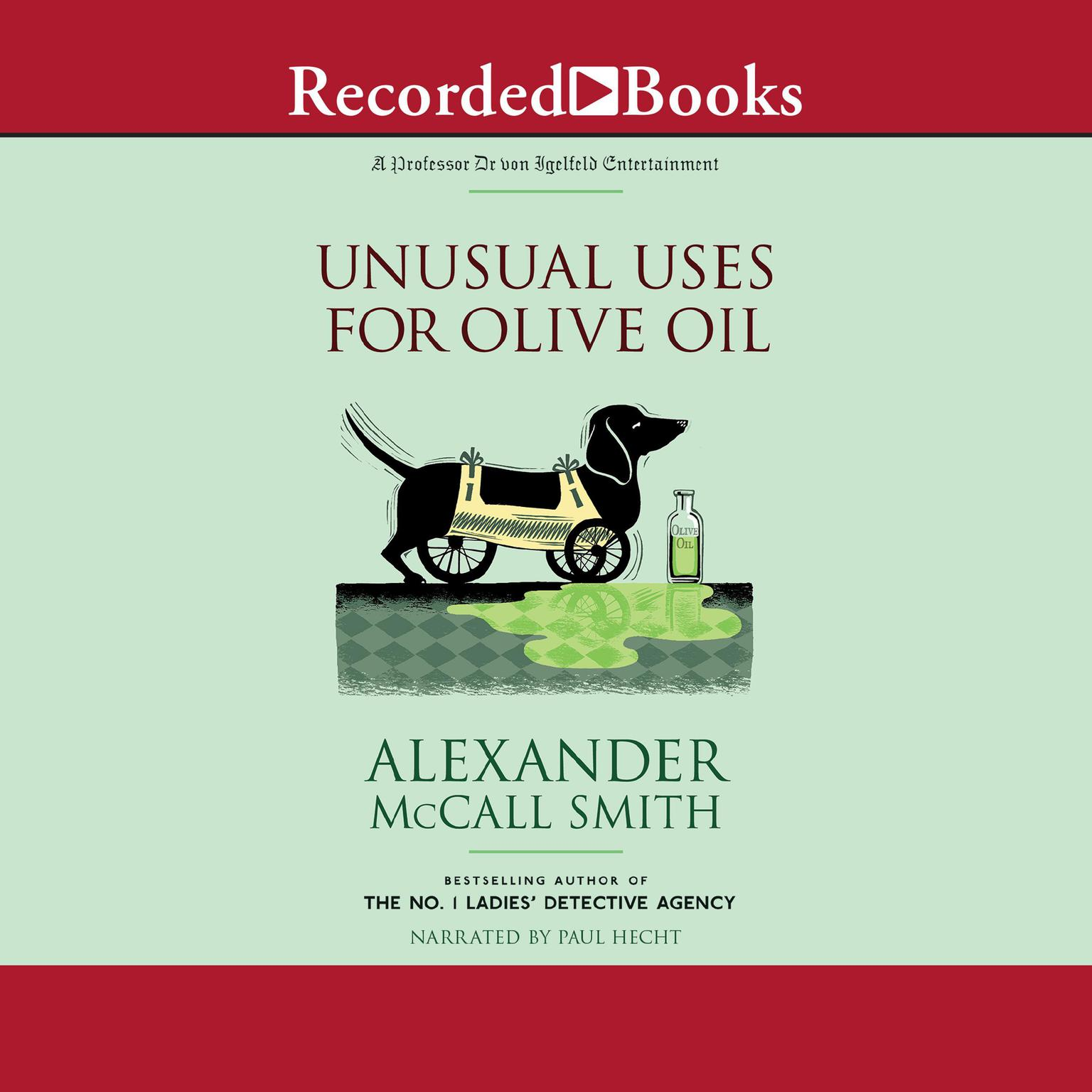Printable Unusual Uses for Olive Oil Audiobook Cover Art