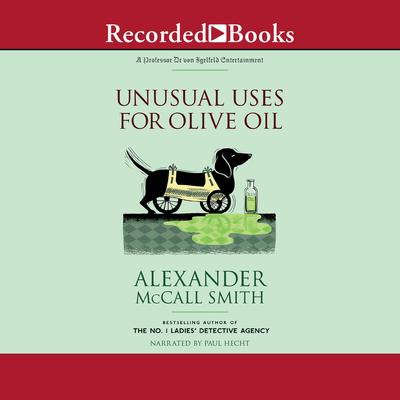 Unusual Uses for Olive Oil Audiobook, by