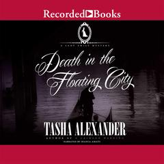 Death in the Floating City Audiobook, by Tasha Alexander