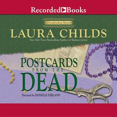 Postcards from the Dead Audiobook, by Laura Childs