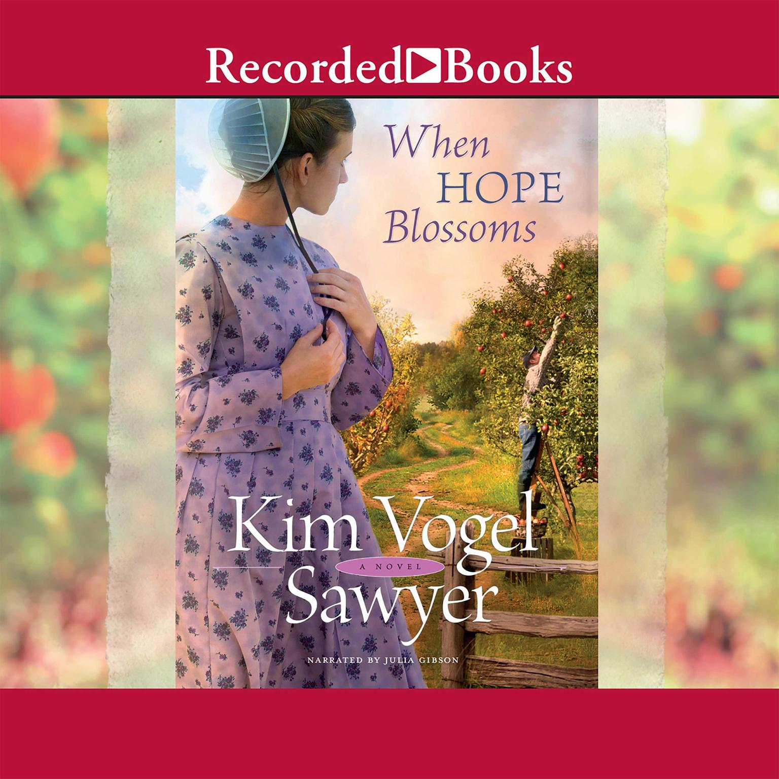 Printable When Hope Blossoms Audiobook Cover Art