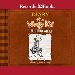 The Third Wheel Audiobook, by Jeff Kinney