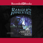 The Sorcerer of the North Audiobook, by John Flanagan