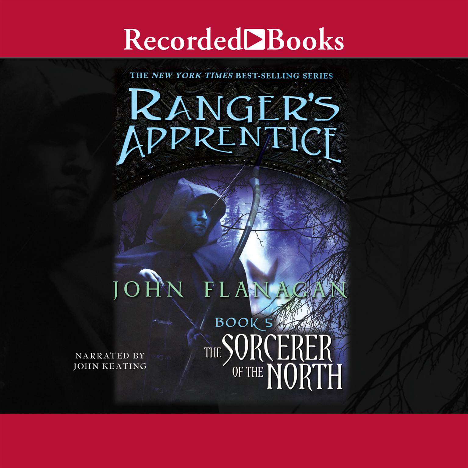 Printable The Sorcerer of the North: Book Five Audiobook Cover Art