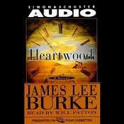 Heartwood Audiobook, by James Lee Burke