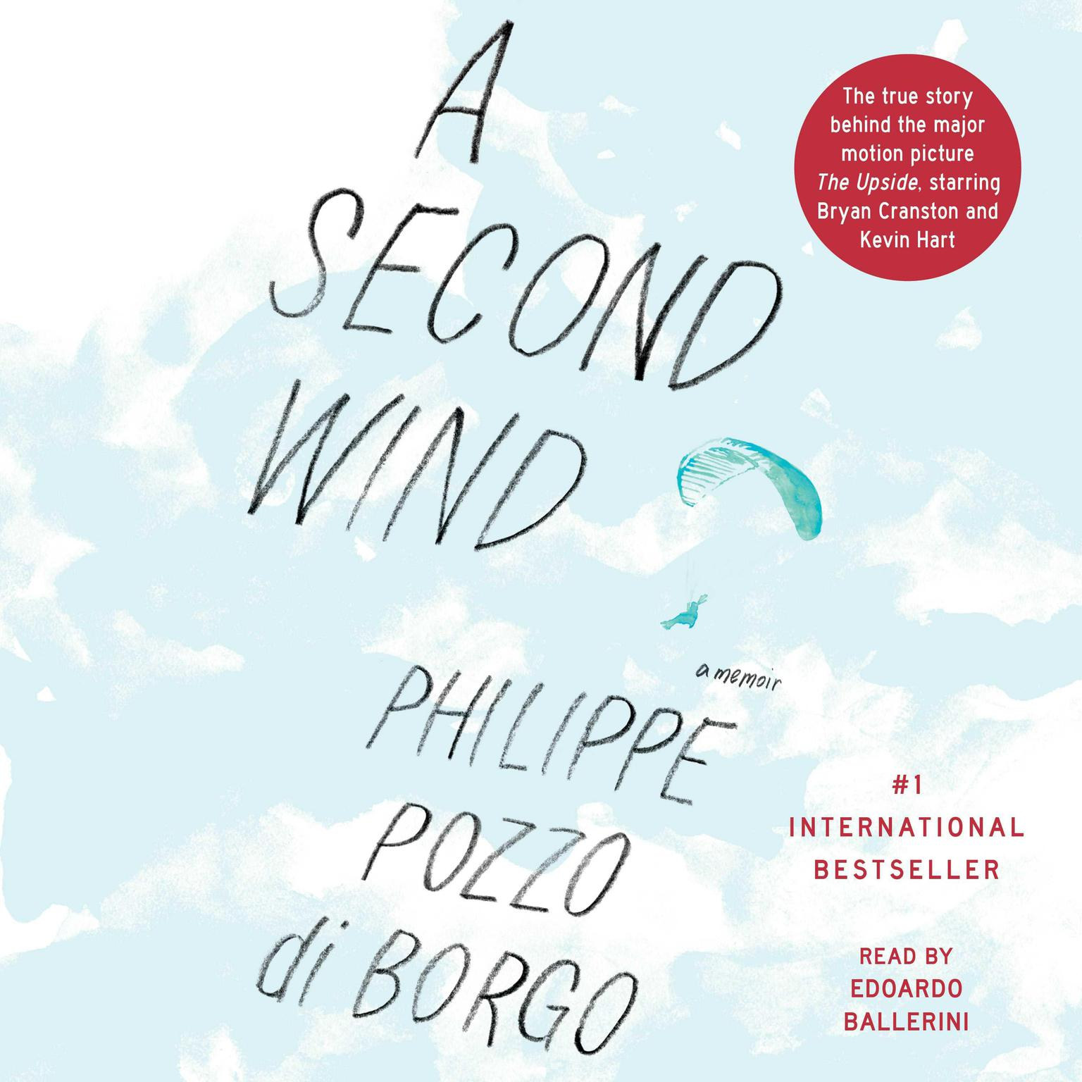 Printable A Second Wind: The True Story that Inspired the Motion Picture The Intouchables Audiobook Cover Art