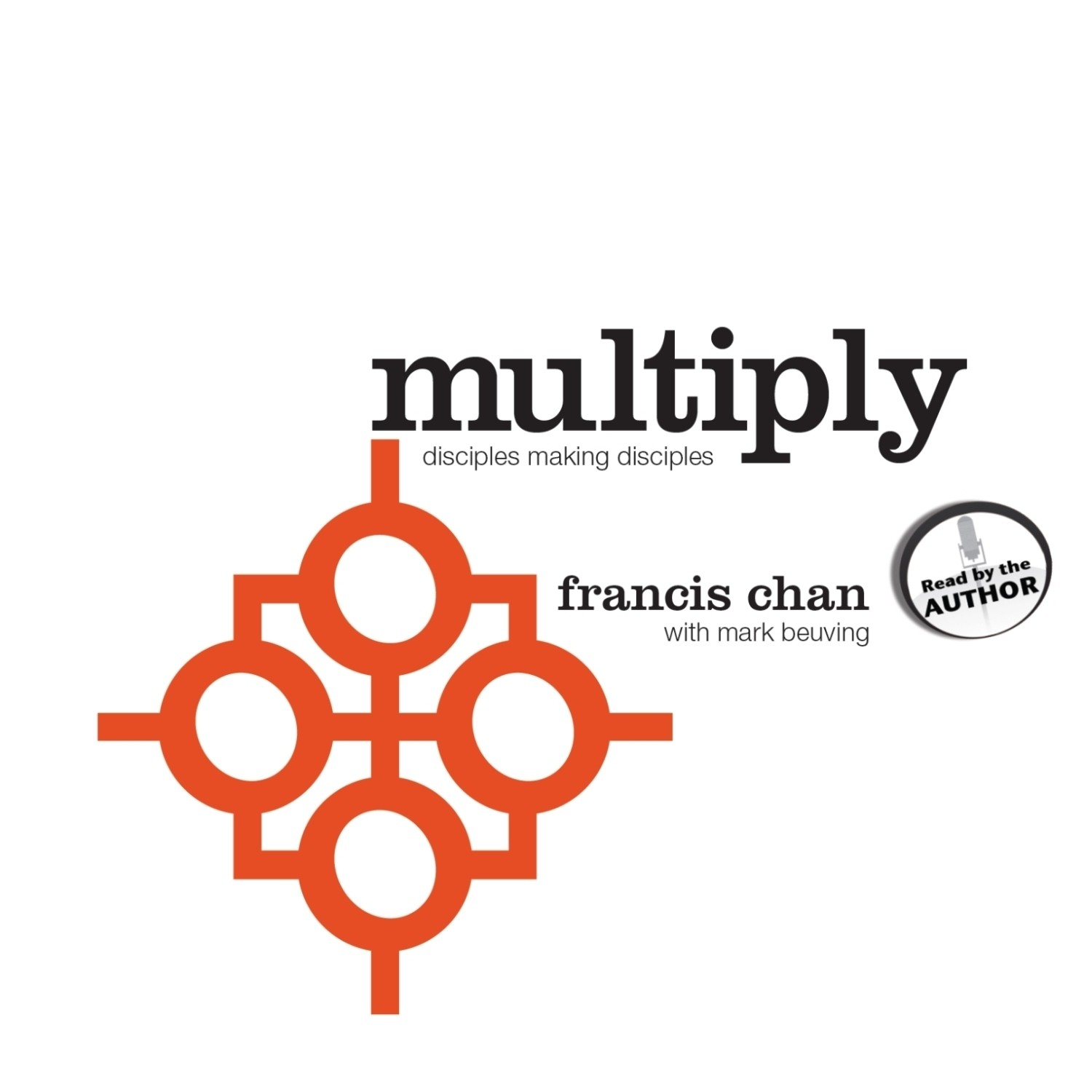 Printable Multiply: Disciples Making Disciples Audiobook Cover Art