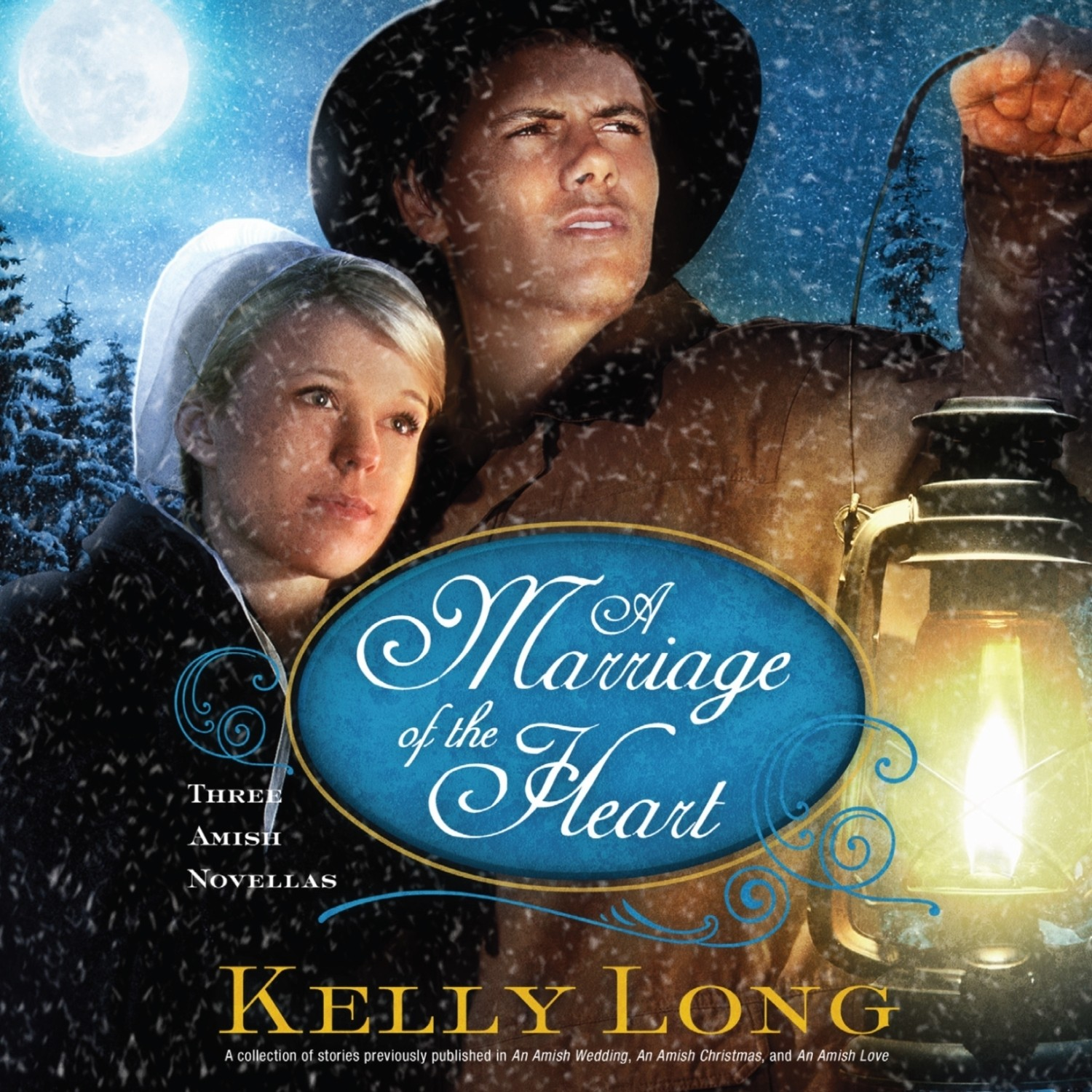 Printable A Marriage of the Heart Audiobook Cover Art