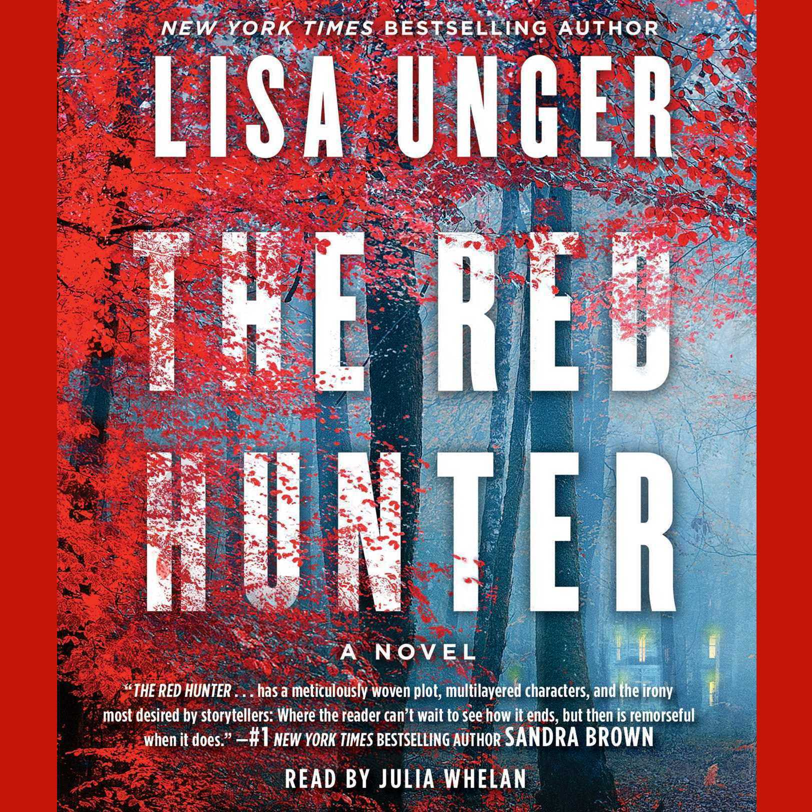 Printable The Red Hunter Audiobook Cover Art
