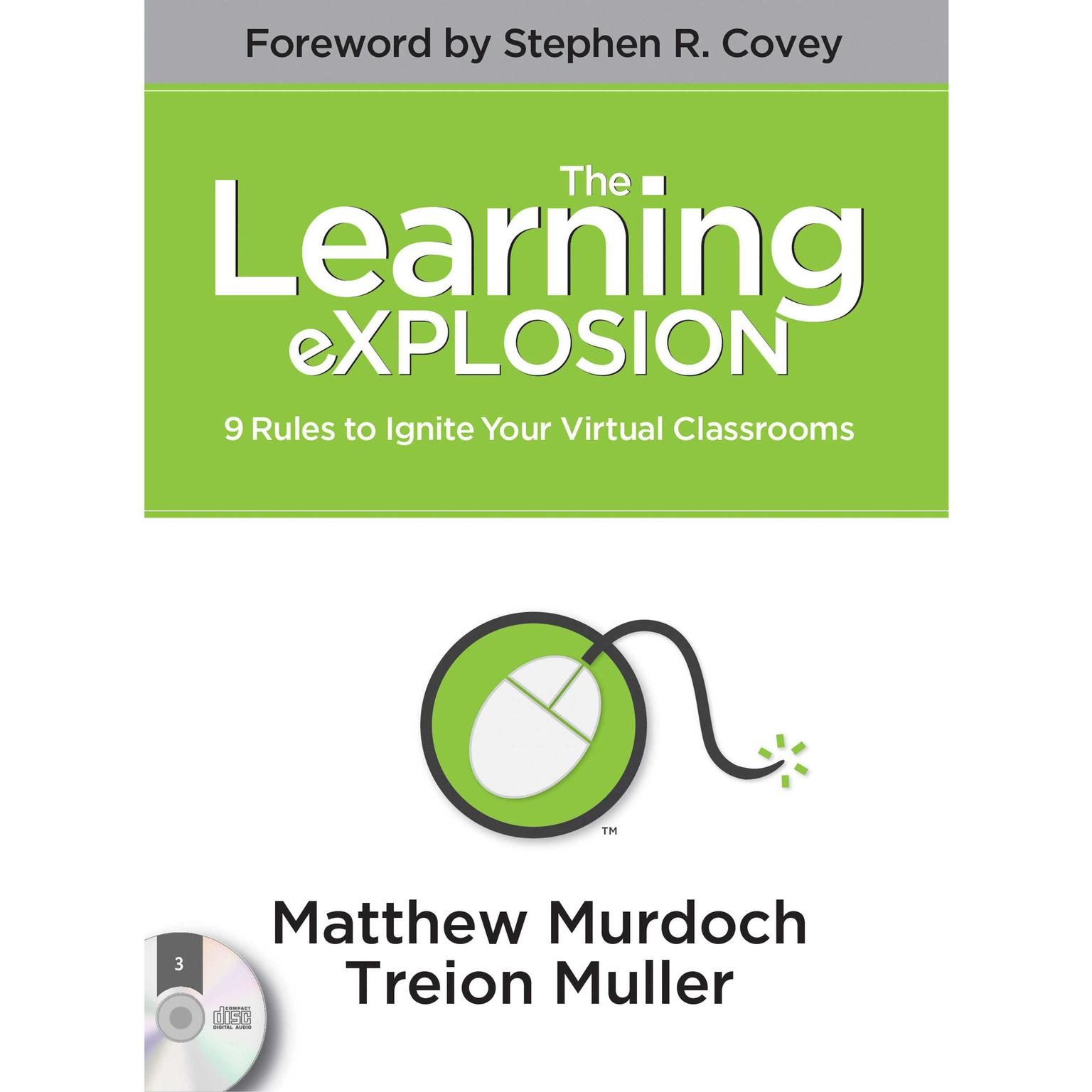 Printable The Learning eXPLOSION: Nine Rules to Ignite Your Virtual Classrooms Audiobook Cover Art