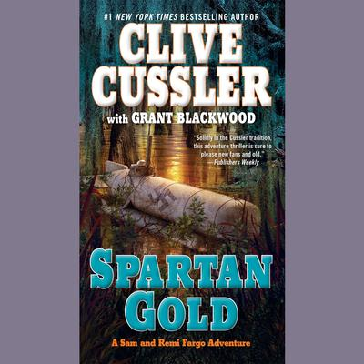 Spartan Gold Audiobook, by